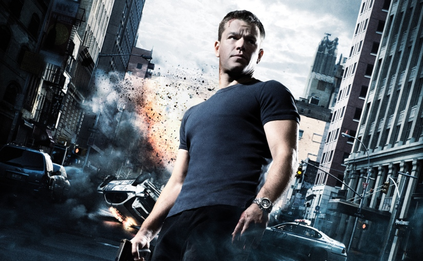 Review Film – Jason Bourne