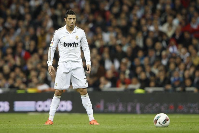 Be Like Cristiano Ronaldo, not LionelMessi